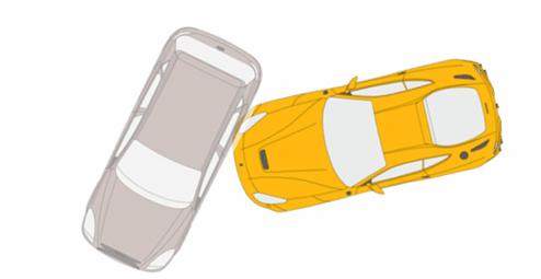 имеющиеся на транспортном средстве повреждения